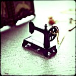 Mothers Sewing Machine